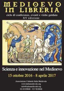 Locandina Italia Medievale