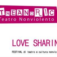 Love Sharing prosegue con i workshop di teatro e cultura non violenta