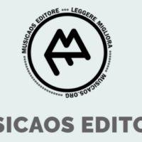 Musicaos Editore al Pescara Festival 2016, XIVsima edizione