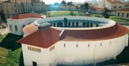 Padiglione Ospedale Pschichiatrico di Lisbona