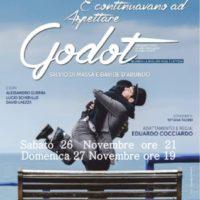 Al Piccolo Teatro di Caserta Eduardo Cocciardo e il suo Godot