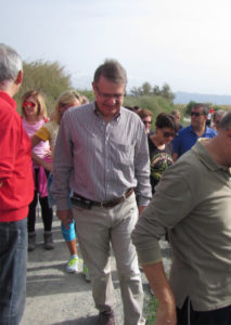 Roberto Crnjar walk leader d'eccezione
