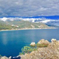 Il futuro delle rocce di Taormina