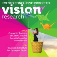Evento conclusivo del progetto Vision Research