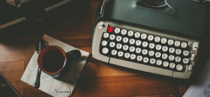 Paragraphy: nuovo progetto di scrittura partecipativa non lineare