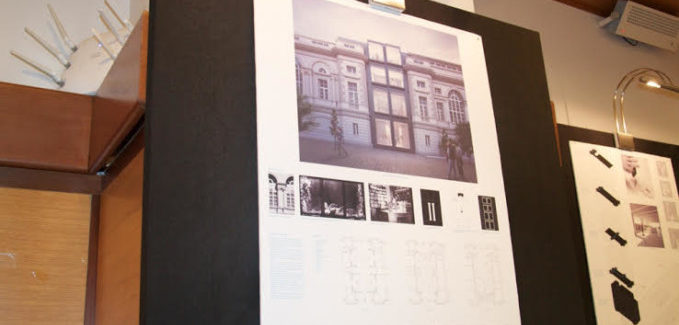 SZN: presentato il progetto vincitore per la ristrutturazione del corpo centrale della ex biblioteca