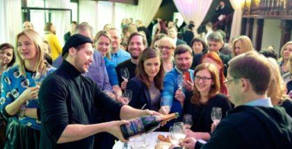 Riga Champagne fine wines