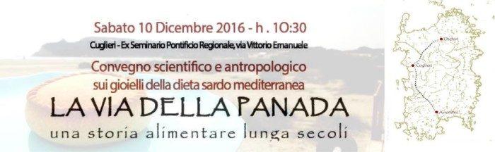 """A Cuglieri il convegno scientifico e antropologico """"La via della Panada"""""""
