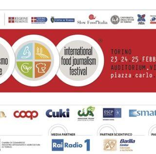 Inizia a Torino la seconda edizione del Festival del Giornalismo Alimentare