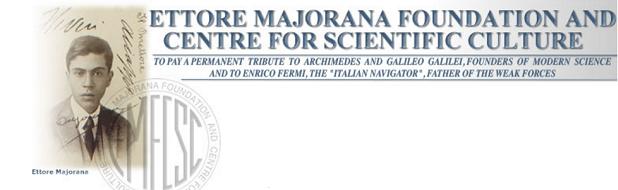 Il Centro Ettore Majorana di Erice indice 35 borse di studio per giovani giornalisti scientifici