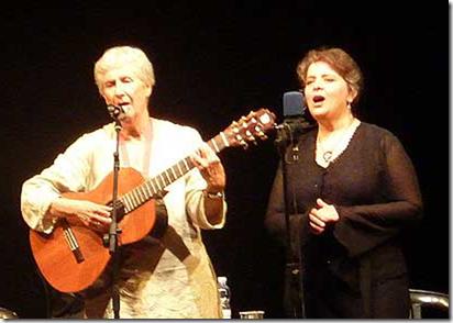Cantata in lungo e in largo, Giovanna Marini in concerto a Cagliari