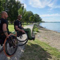 Il Viaggio Italia su tre ruote di Danilo Ragona e Luca Paiardi sbarca il 4 maggio allo IED di Cagliari