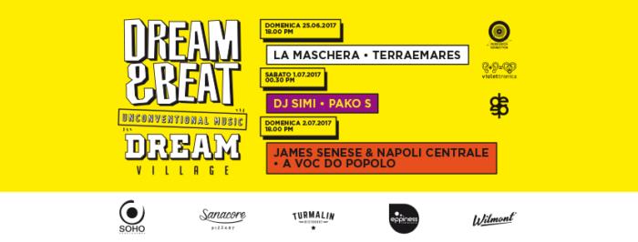 Dream & Beat evento targato Periferica Konnection in collaborazione con Deepevoli e Violettronica