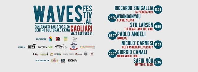 A Cagliari la prima edizione del WAVES FESTIVAL