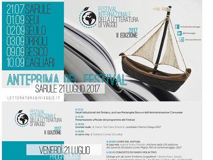 Festival Internazionale della Letteratura di viaggio, anteprima il 21 luglio