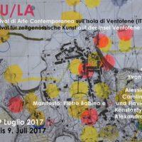 IN/SU/LA. Il primo festival di Arte contemporanea di Ventotene