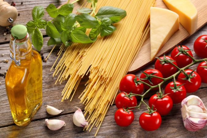 i cinque sensi e pi della cucina mediterranea mediterranea