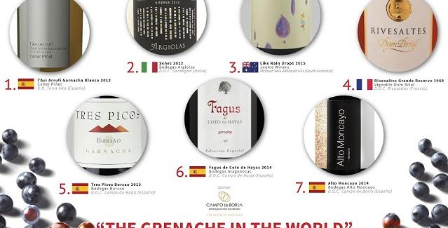 Grande successo del Senes -Cannonau riserva- al Vinexpo di Bordeaux