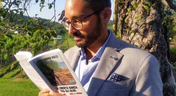 """Presentazione di """"La libertà danza tra gli ulivi"""", romanzo di Alessandro Bozzi"""