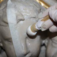 Continua il restauro nella chiesa del Monastero Santa Chiara di Grottaglie