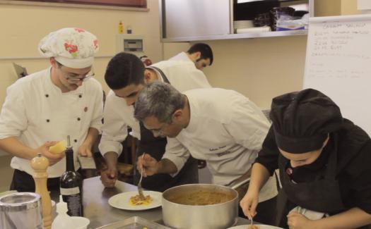 Sei aspiranti giovani chef americani arrivano in Sardegna per il progetto Taste to Taste
