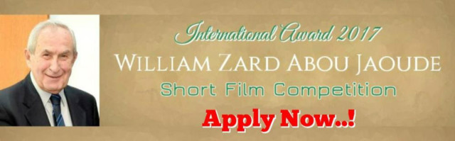 William Zard International Award 2017