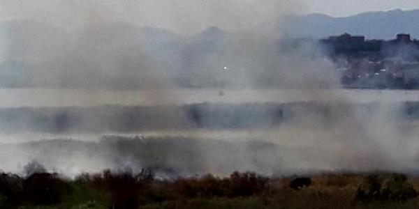 Fuochi e fumi: Quartu Sant'Elena emergenza ambiente