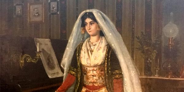 """""""Gioiello ritrovato"""" ipotesi intorno a un quadro di donna in abito sardo"""
