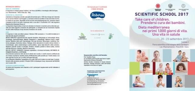 Dieta mediterranea e salute. A Pula la Scientific School organizzata dal Dipartimento di Scienze Chirurgiche UNICA.