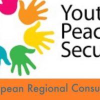 Together for Youth, Peace and Security - European Regional Consultation