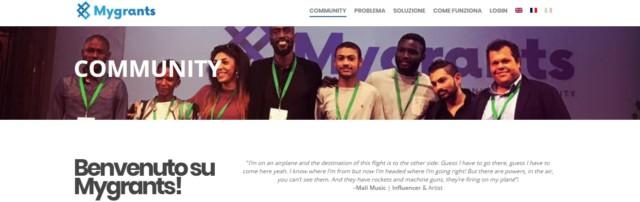 MyGrants, una App che rivoluzionerà il futuro delle migrazioni