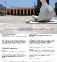 """Quarto Seminario """"Materiali per un'urbanistica sostenibile"""" a Carbonia"""