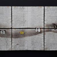 """''El gran silencio"""", esposizione dell'artista Enrique Moya Gonzalez alla Galleria d'arte Triphè di Roma"""