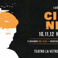 """Cagliari: """"Cielo nero"""" debutta a La Vetreria"""