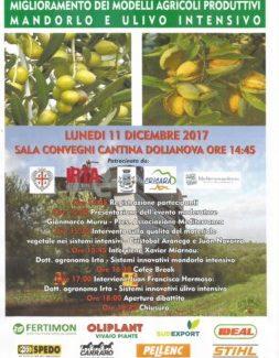 Nuova agricoltura in Sardegna, convegno internazionale, l'11 dicembre a Dolianova