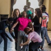 """""""In a mosaic world"""", progetto teatrale itinerante, sensoriale e multiculturale"""