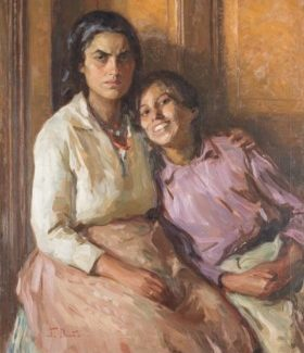 """Inediti in """"Mostra in rosa a Casa Floris"""""""