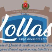 """Il 29 e il 30 dicembre ritorna a Quartu S. Elena la manifestazione """"Lollas, Autumn Tastes of Sardinia"""" alla scoperta della bellezza e della ricchezza della tradizione locale"""
