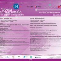 A Cagliari il 15 e 16 dicembre la Borsa delle Imprese Italo Araba: 12 i paesi rappresentati
