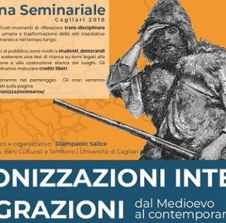 """Ciclo di seminari su """"Colonizzazioni interne e migrazioni, dal medioevo al contemporaneo"""""""
