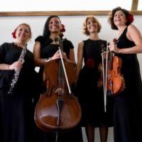 L'ensemble Trame Sonore venerdì sul palco del Teatro Massimo di Cagliari  In programma musiche di Bach, Britten, Bizet