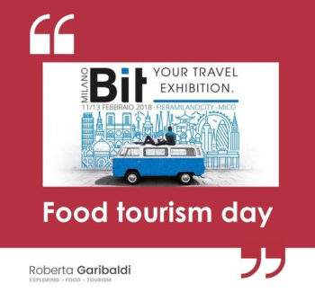 FOOD TOURISM DAY