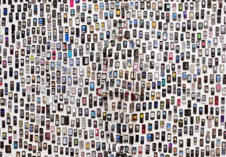 Liu Bolin. The invisible man in mostra a Roma
