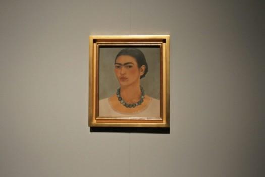 Frida, uno degli autoritratti esposti al Mudec