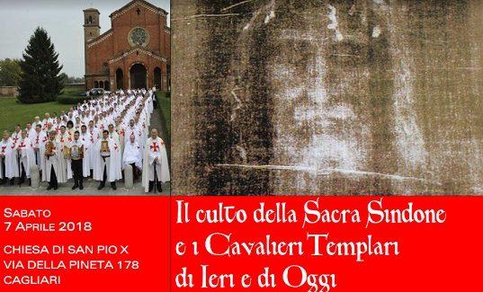 A Cagliari importante convegno sul culto della Sacra Sindone e sui Cavalieri Templari