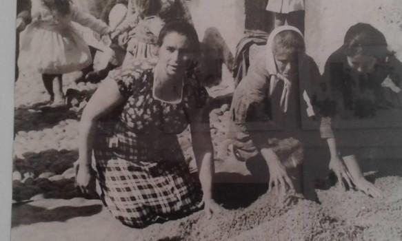 donne bosane al fiume temo