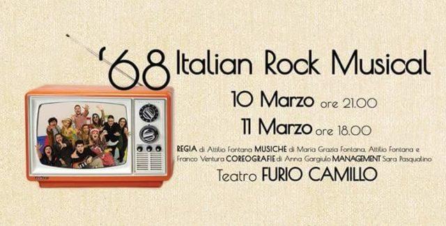 '68 Italian Rock Musical