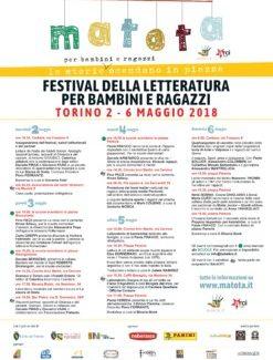 Matota: Festival di letteratura per bambini e ragazzi di Torino