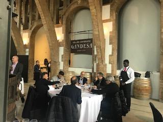 In viaggio per il mondo del vino: Concours Mondial du Grenache 2018