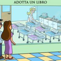 """""""ADOTTA UN LIBRO"""", IMPORTANTE INIZIATIVA DELLA BIBLIOTECA DI SARDEGNA"""